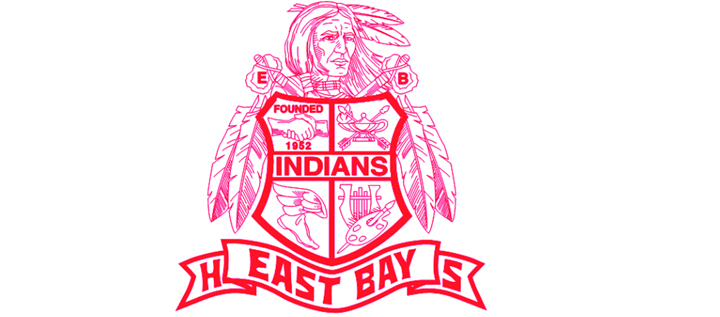 East Bay Indians Girls Flag Football Face Tough Season
