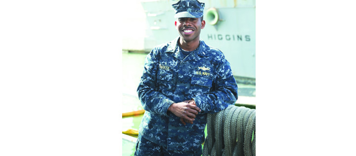 Local Sailor Serves Aboard One Of Navy's Most Versatile Combat Ships