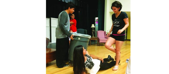 Lennard High School Drama Summer Camp Seeks Community Support