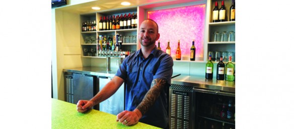Ciccio Cali Serves Lighter Fare And Lively Atmosphere In Winthrop Plaza
