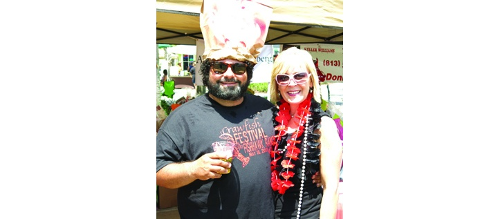 Buy Tickets Early For Annual Rotary Crawfish Festival At Winthrop Town Center