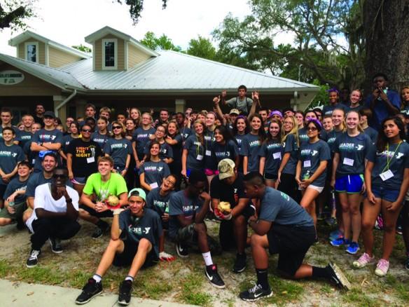 YMCA Leaders Club Building Leadership, Fitness