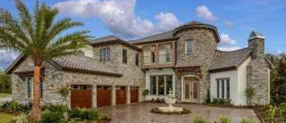 Homes By WestBay Venezia Model Selected As 2014 Parade Of Homes Showcase Home