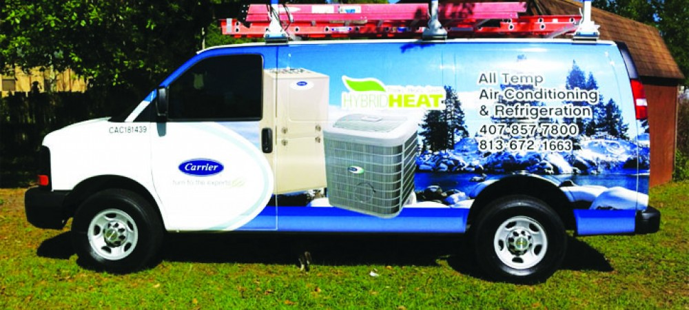 AC Company Keeps Brandon Cool