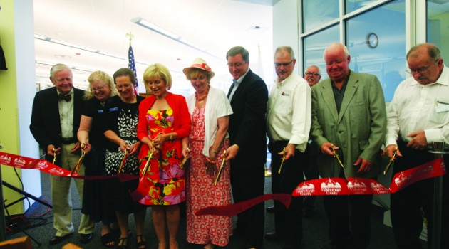Bloomingdale Regional Publoc Library Ribbon Cutting