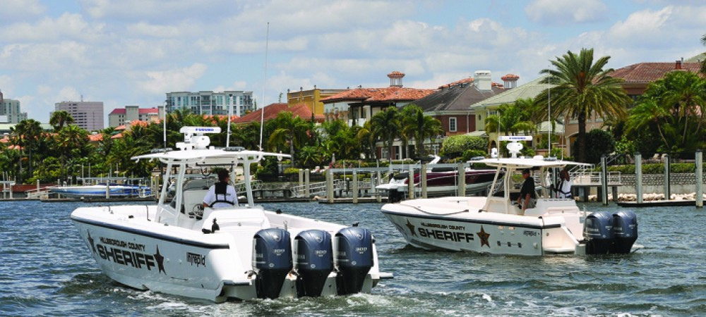 Boating Safety Focus As National Safe Boating Week Kicks Off Summer Season