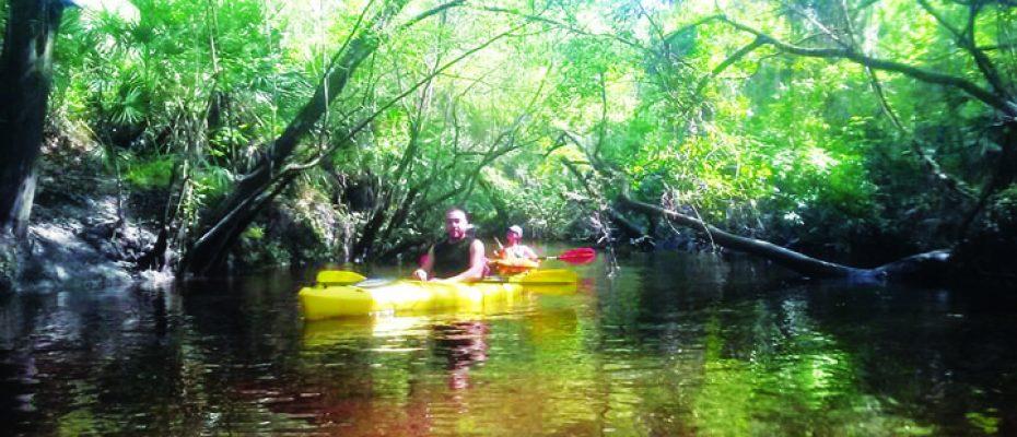 CanoeOutpostArnold Kayak