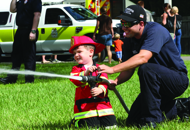 County Fire Rescue Forms Non-Profit Foundation