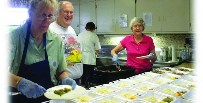 Meals On Wheels Celebrates 38 Years Of Service To The Community