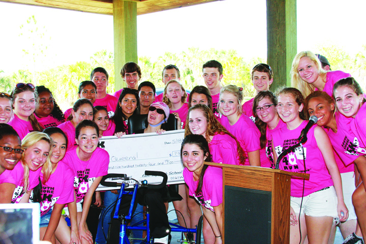 East Bay High School Student Government Hosts Third Annual Run To Benefit Queena