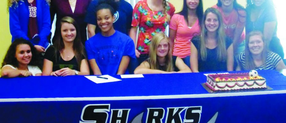 Sports2Kylee White Girls Soccer SOUTHEASTERN UNIVERSITY