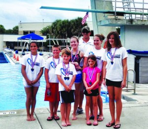 SportsTeam Colwill Diving Team
