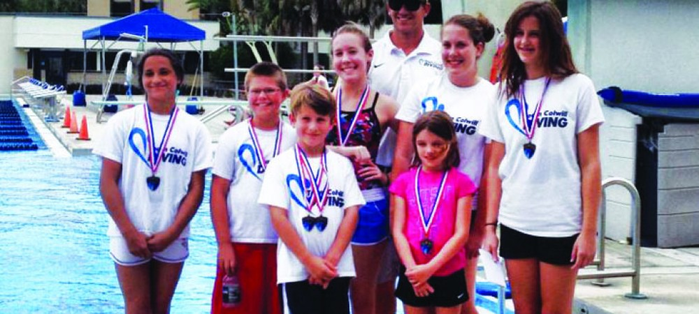 SportsTeam Colwill Diving Team1