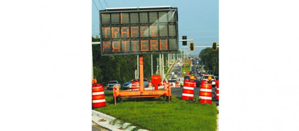 New Lanes On Boyette Rd. Begin To Open Tuesday, May 6