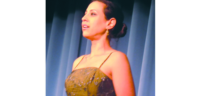 Riverview Singer To Attend American Institute of Musical Studies In Austria