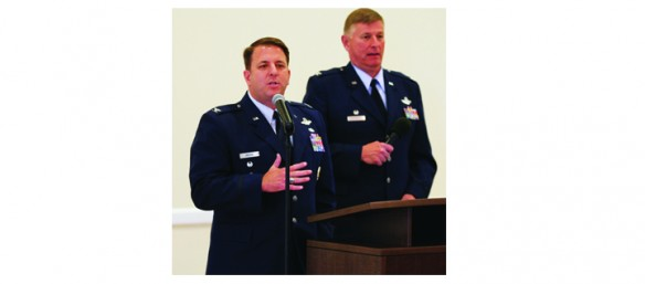 MacDill Air Force Base Commanders Join Brandon Chamber Synergy Luncheon