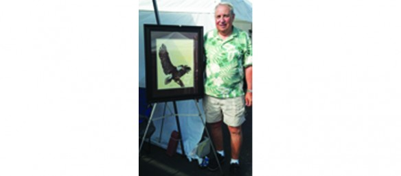 Brandon Wildlife Artist Recognized At Festivals