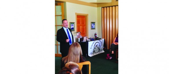 Valrico/FishHawk Chamber Of Commerce Hosts Guest Speakers