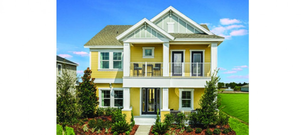 Homes By WestBay Debuts New Seabrook Model In Apollo Beach