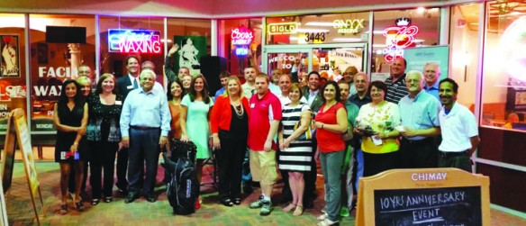 Valrico/FishHawk Chamber Hosts Successful After Hours at AJ's Fine Wines