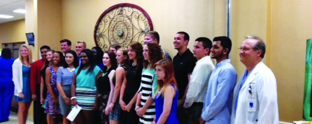 Brandon Regional Hospital Staff Awards High School Students Scholarships