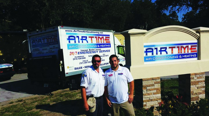 Air Time Air Conditioning & Heating Relocates To Valrico To Better Serve Community