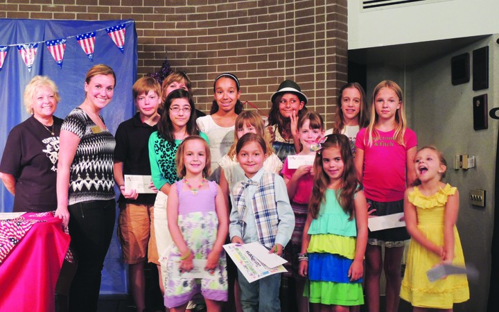 Center Place's Second Annual Children's Art Show Seeks Young Artists