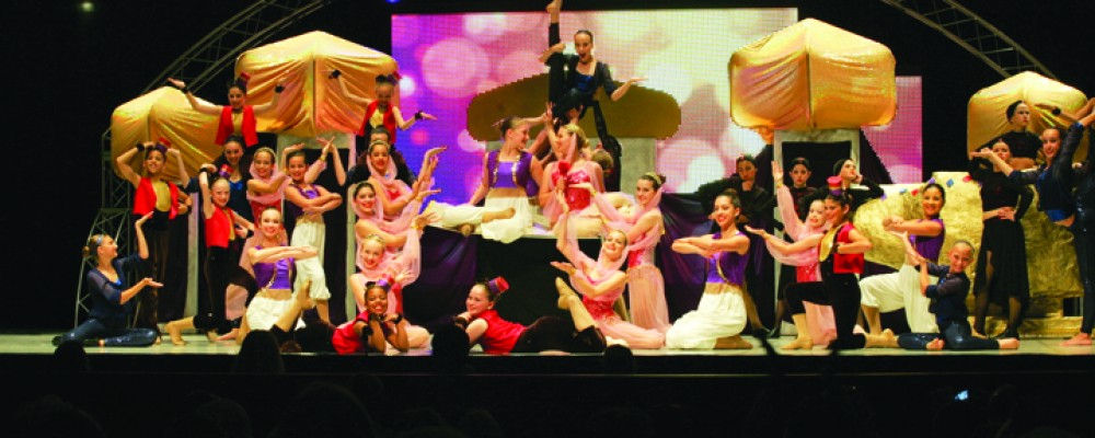 Julestarz Company Dancers Selected To Compete In World Championship