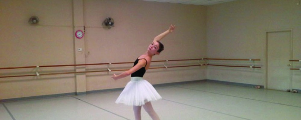 Local Dancer Receives Full Scholarship For Summer Dance Intensive In New York