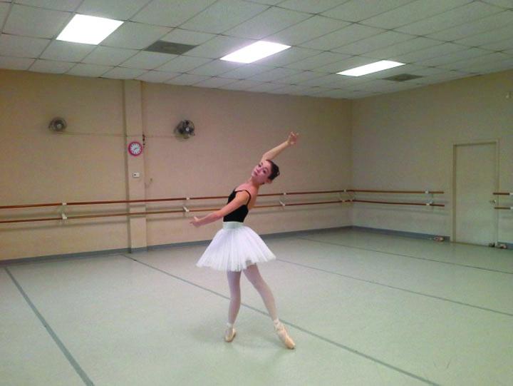 Local Dancer Receives Full Scholarship For Summer Dance Intensive In New York