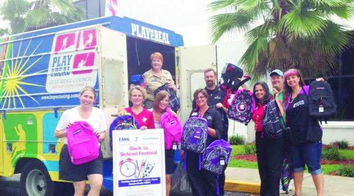 12th Annual Back To School Festival Seeks To Raise Supplies For Students