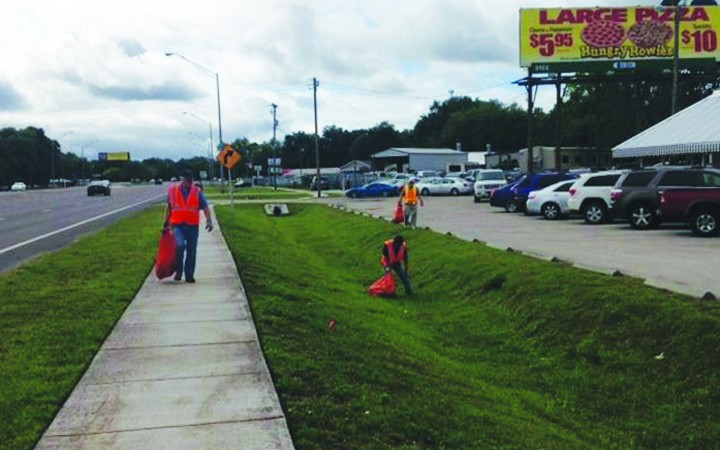 Riverview's DeSoto Lodge 105 Adopts Stretch Of U.S. Highway 301 In Riverview