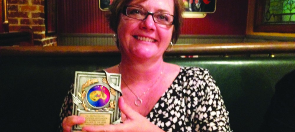 Apollo Beach Elementary School's Margit Redlawsk Awarded Art Teacher Of The Year