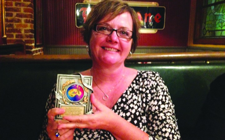 Apollo Beach Elementary School's Margit Redlawsk Awarded Art Teacher Of The Year