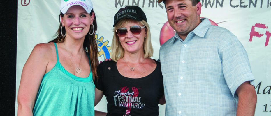 Three Competing In Riverview's Honorary Mayor's Race To Raise Money For Charity