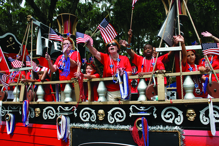Annual Fourth Of July Parade To Celebrate Brandon High School's 100th Anniversary