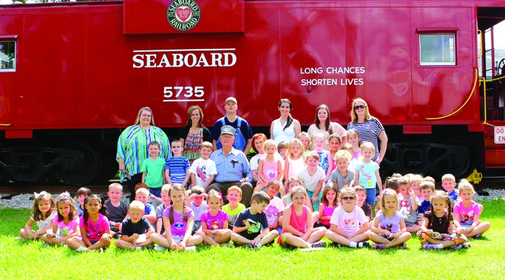 Plant City Robert W. Willaford Railroad Museum Open For Tours, Field Trips