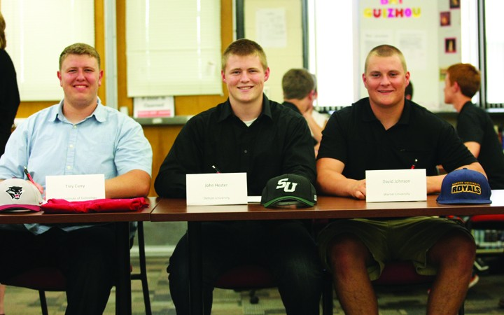 Bloomingdale High School Ends Historic Athletic Season With College Signings