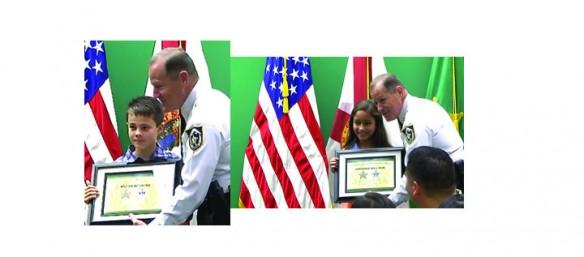 FishHawk Creek, Lithia Springs Elementary Students Among Junior Deputy Essay Contest Winners