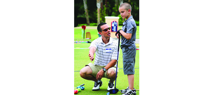 Sun City Center Golf Program Brings Seniors And Kids Together