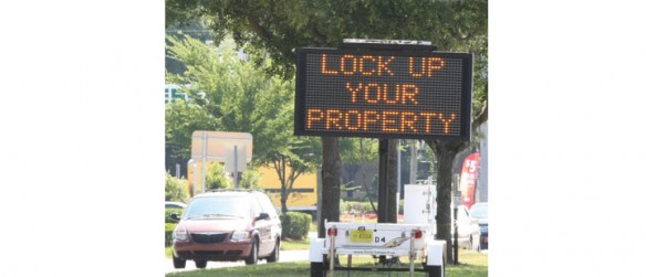 Residents Urged To Participate In Crime Prevention