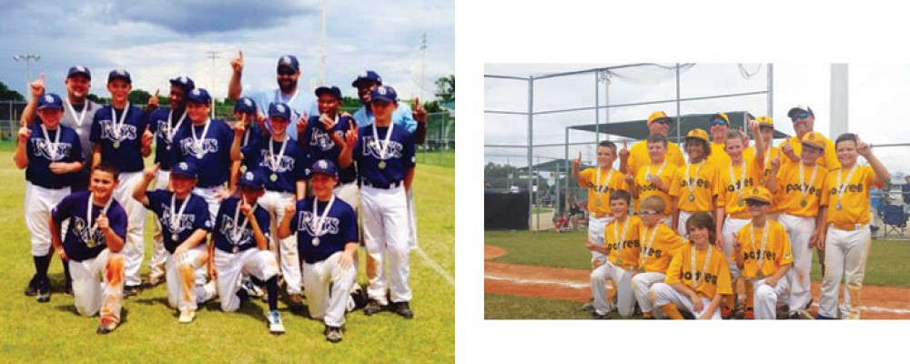 Teen Wins Golf Tourney, YMCA Hosts Olympic Day Event &Little League Teams WinTournament