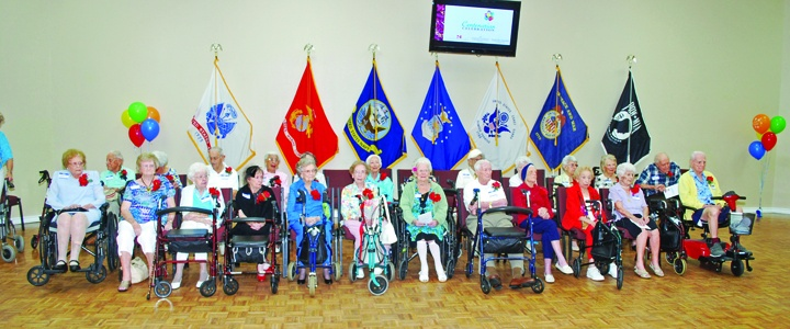 Sun City Center Centenarians Celebrate Over 100 Years Of Wisdom, Memories