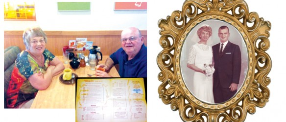 Couple Celebrates 50 Years Of Marriage At Village Inn