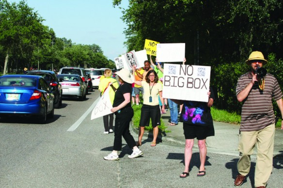 Bloomingdale HOA Takes New Lead In Fight To Stop Big Box Development