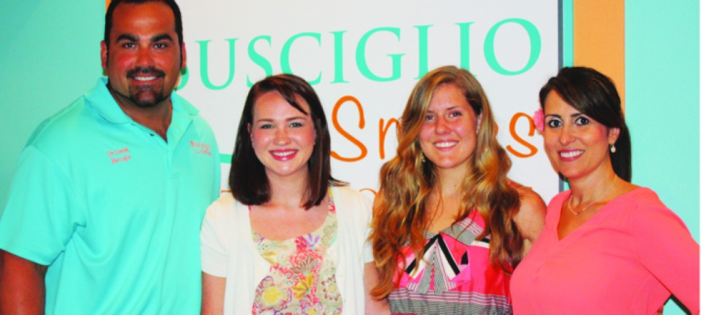 Busciglio Smiles Awards High School Students With Academic Scholarships