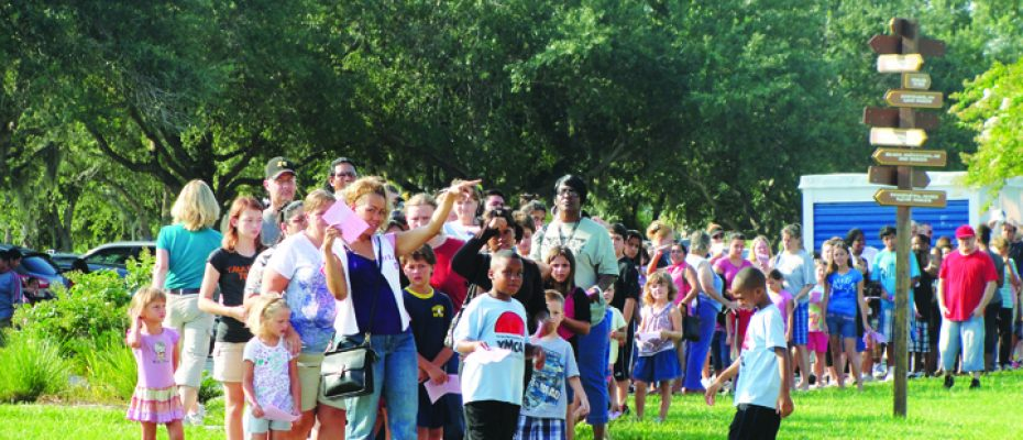 Tampa YMCA, ECHO Of Brandon Host Annual Backpack Outreach Event