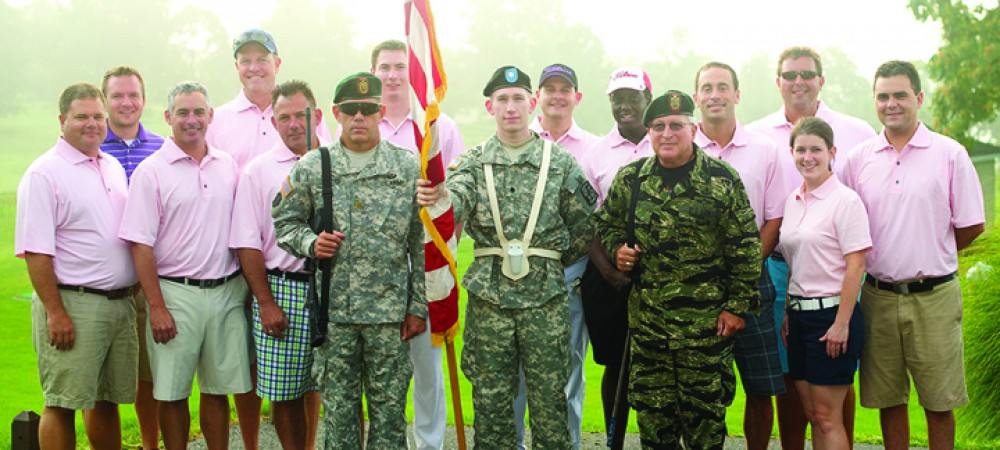 Fourth Annual World's Largest Golf Outing To Benefit Wounded Warrior Project