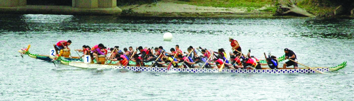 MiraBay Seeking Dragon Boat Paddlers, Hosting Summer Swim Lessons & More