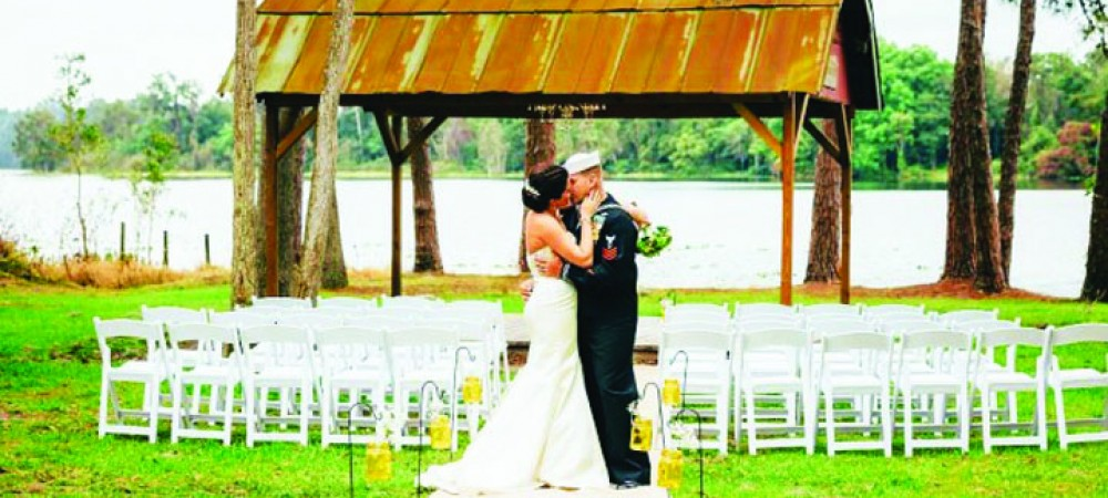 Old McMicky's Farm Offers Dream Wedding To Wounded Veteran, Other Services